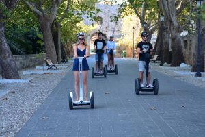Old city Segway tour