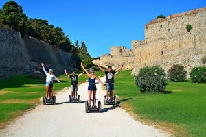 Rhodes by Segway clients